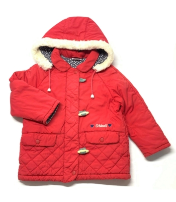 Obladi kislány kabát (110)