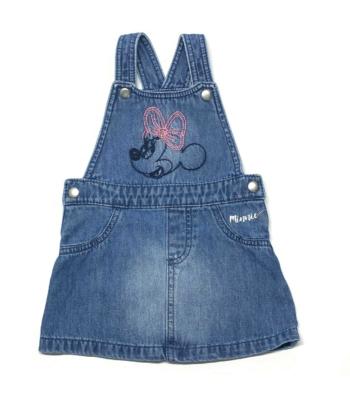 Disney Baby Minnie kislány farmer ruha (80)