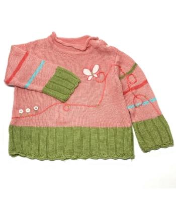 AVG kislány pulóver (92)