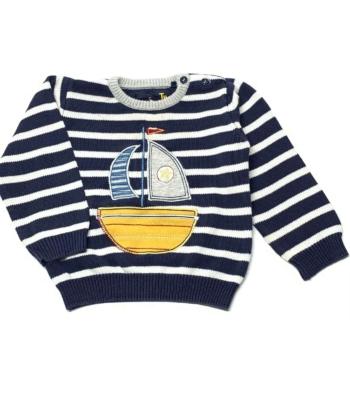 Tu kisfiú pulóver (80-86)