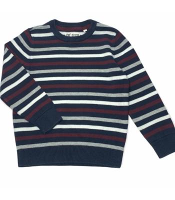 C&A kisfiú pulóver (116)