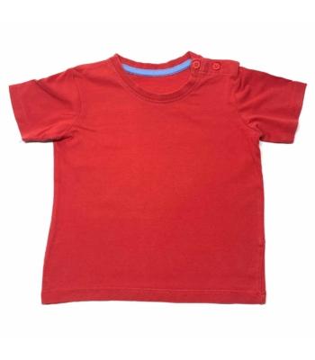 Piros kisfiú póló (74)