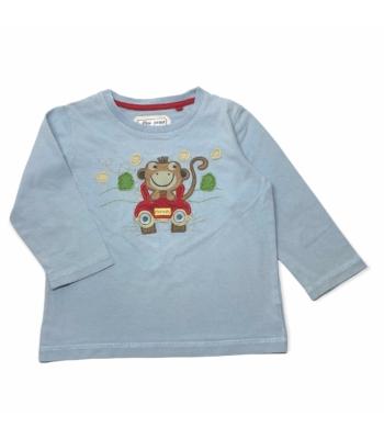 Next kisfiú pulóver (86-92)