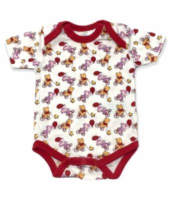 Disney Baby Micimackó és Malacka kislány body (50-56)