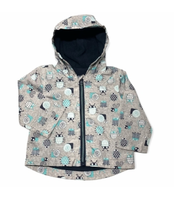 Nutmeg kisfiú átmeneti kabát (74)