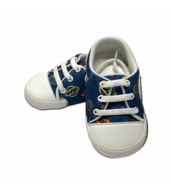 Pamily puha talpú kisfiú cipő (18)