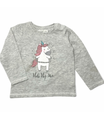 Fox&Bunny kislány pulóver (86)