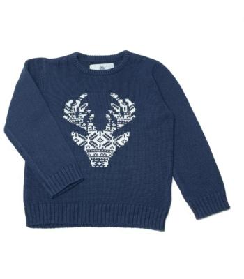 Lupilu kisfiú pulóver (98-104)