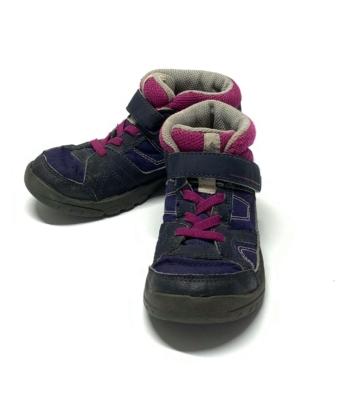 Quechua kislány magasszárú cipő (28)