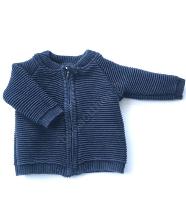 Next kisfiú pulóver (50-56)