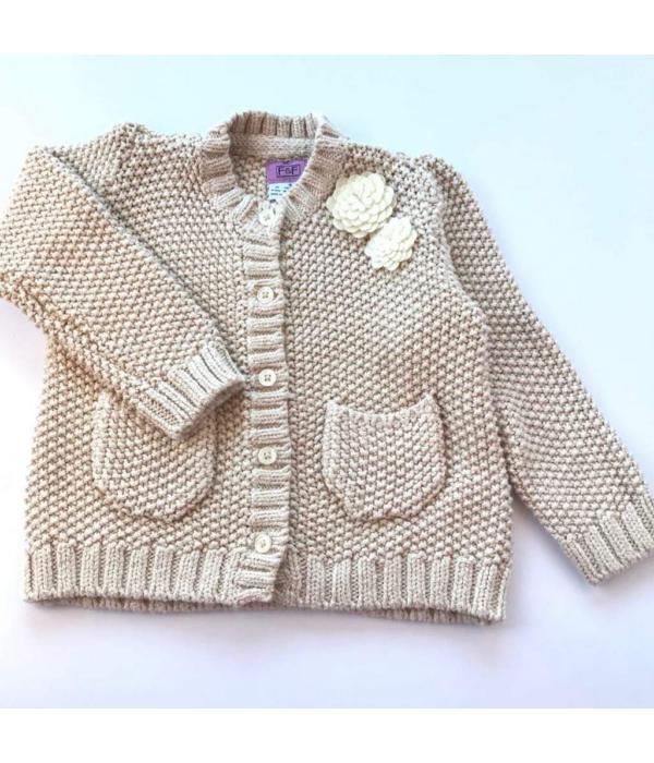 F&F kislány pulóver (86)