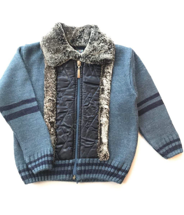 Uykucu kisfiú pulóver (92-98)