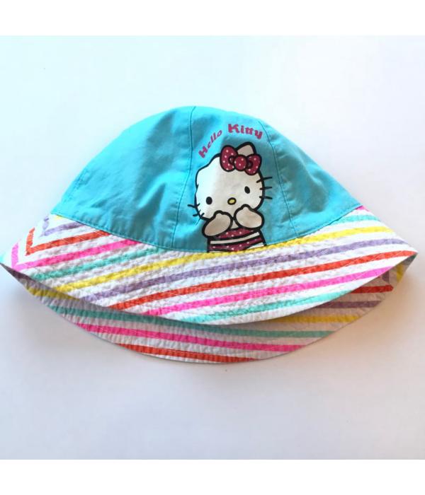 Hello Kitty kislány sapka (46-48)