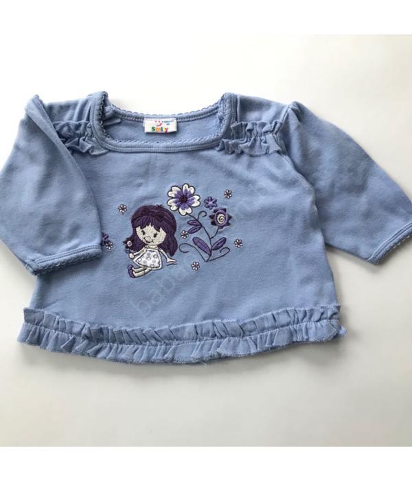 Smily kislány pulóver (68)