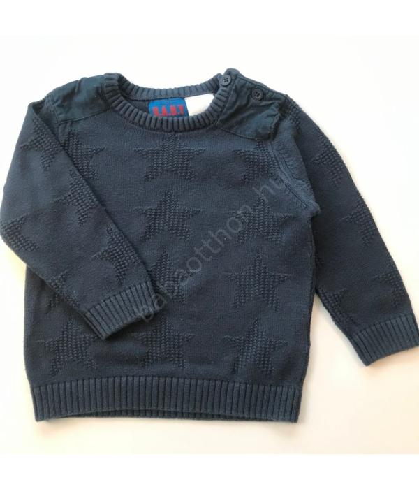 F&F kisfiú pulóver (80)