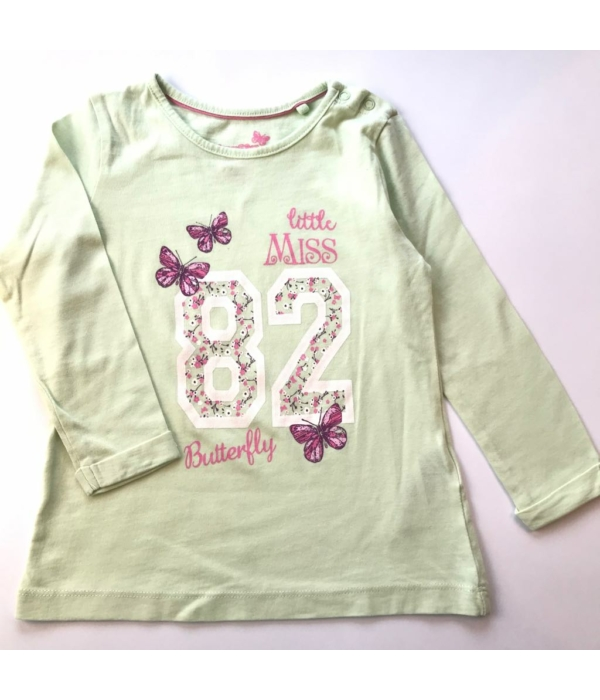 Lupilu kislány pulóver (86-92)
