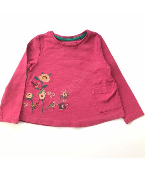 Tu kislány pulóver (80-86)