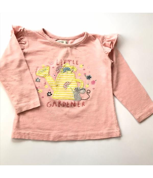 Crafted kislány pulóver (80-92)