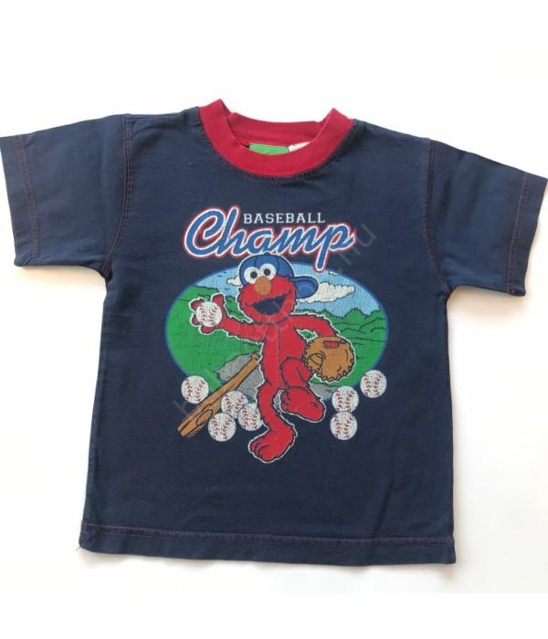 Sesame street kisfiú póló (110)