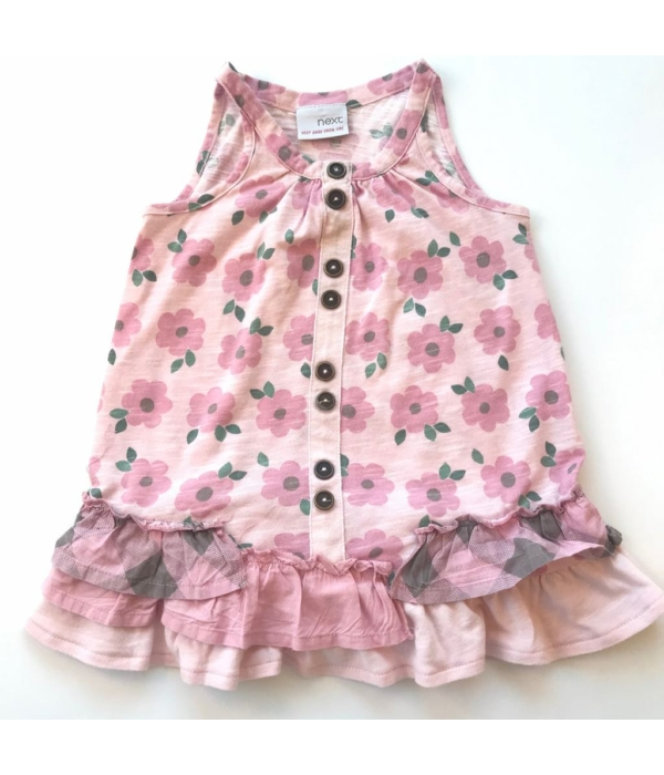 Next kislány ruha (80)
