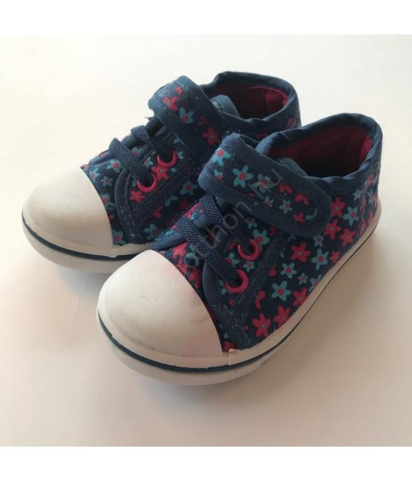 Virágos kislány cipő (21)