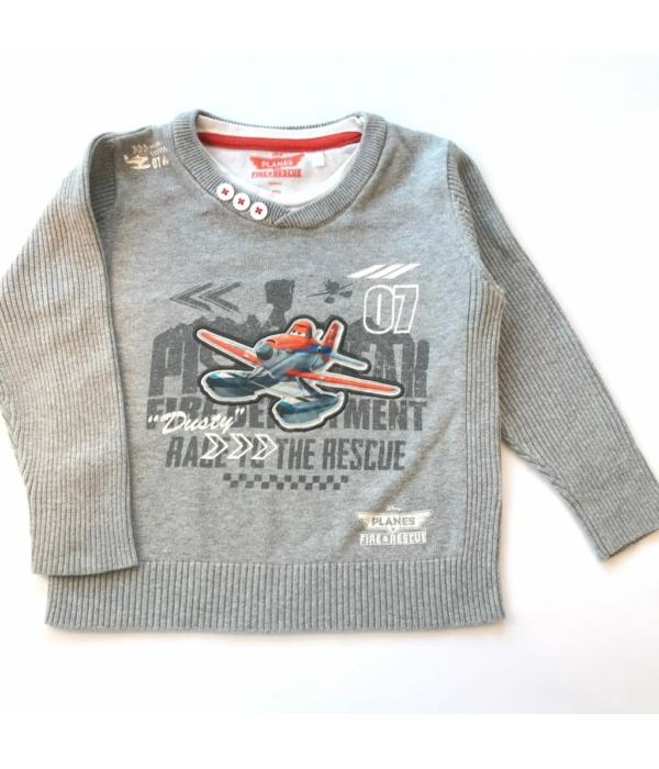 Disney Planes Repcsik kisfiú pulóver (116)
