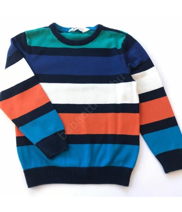 H&M kisfiú pulóver (110-116)