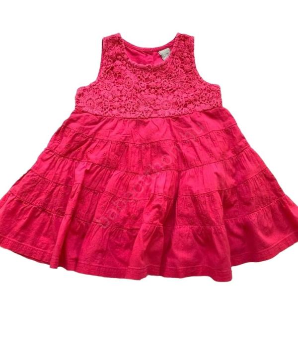 Tu kislány ruha (74-80)
