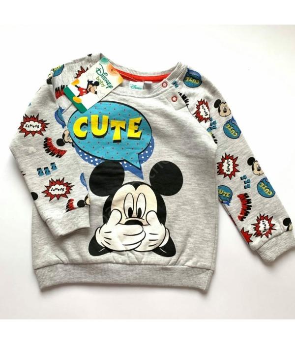 Disney Baby Mickey kisfiú pulóver (86)