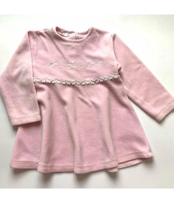 Plüss kislány ruha (80)