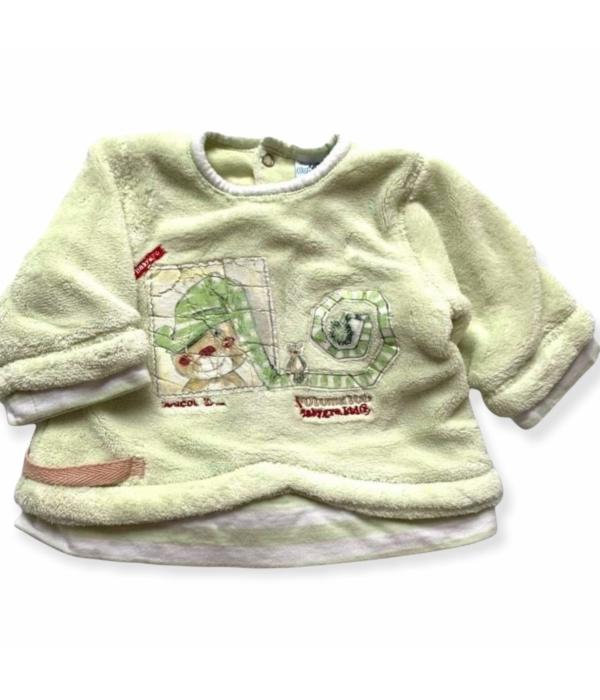 Baby gro kisfiú pulóver (62)