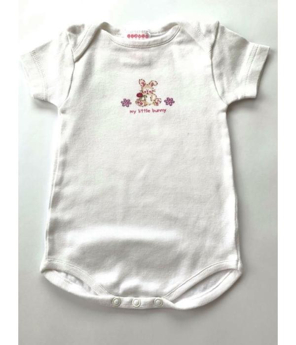 Baby Basics kislány body (62-68)