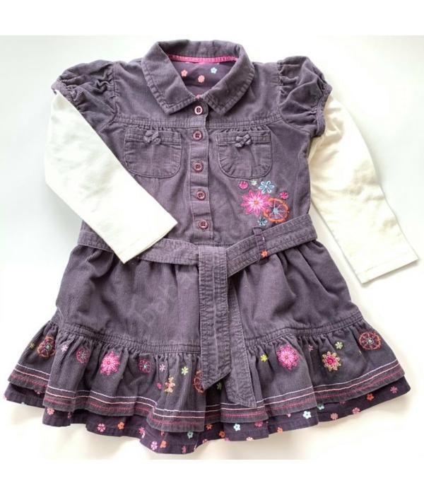 Matalan kislány ruha (86-92)