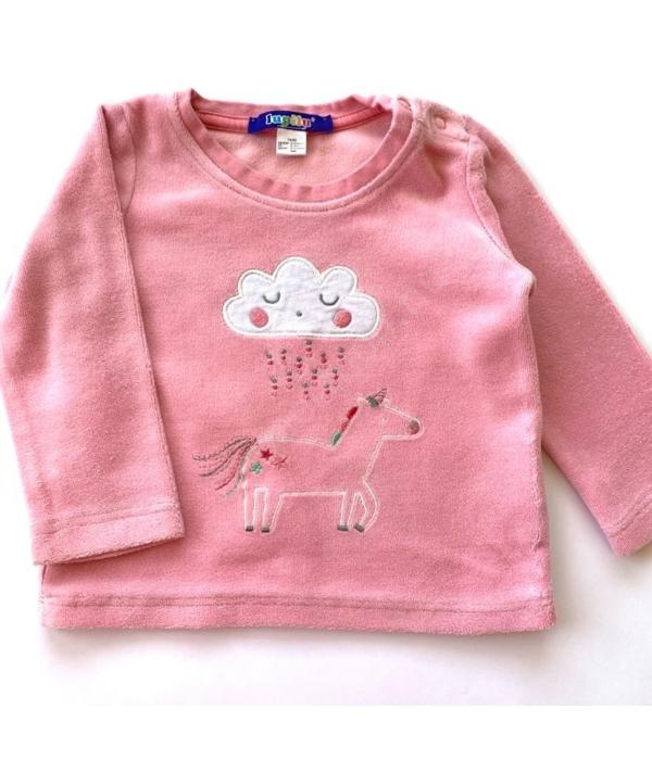 Lupilu kislány pulóver (74-80)