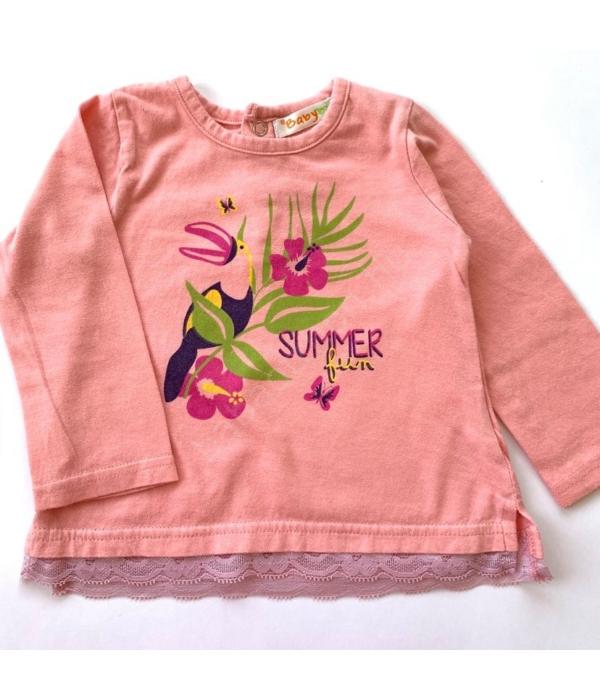 Babybol kislány pulóver (80)