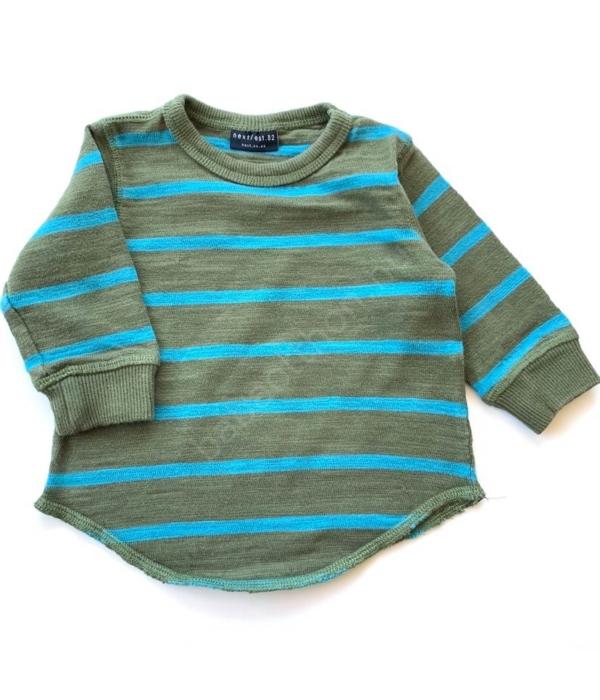Next kisfiú pulóver (68-74)