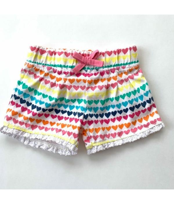F&F kislány rövid nadrág (56)