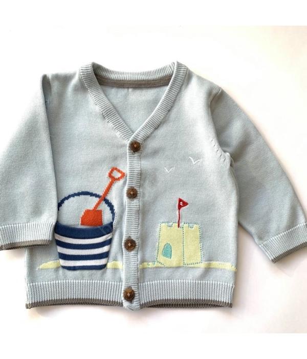 M&S kisfiú pulóver (68)