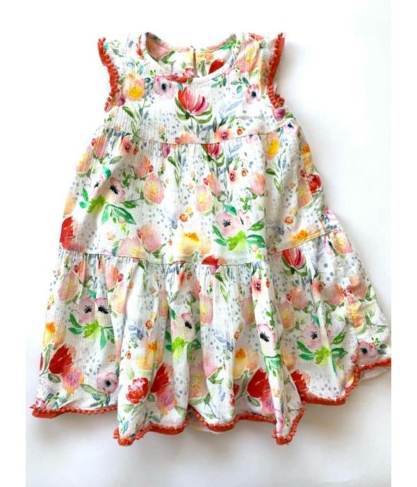 Nutmeg kislány ruha (80-86)