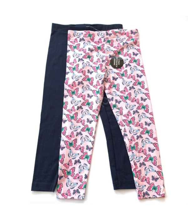 Primark kislány leggings szett (116)