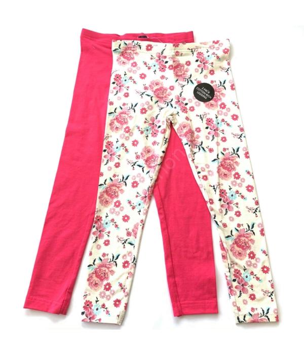 Primark kislány leggings szett (110)