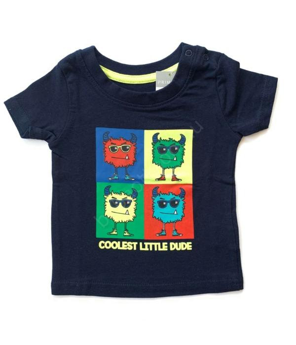 Primark kisfiú póló (86)