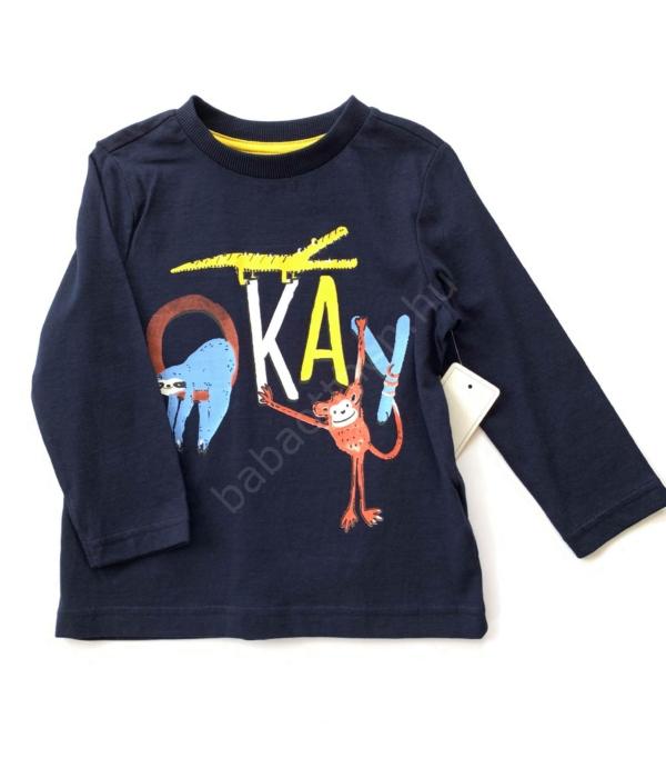F&F kisfiú pulóver (86)