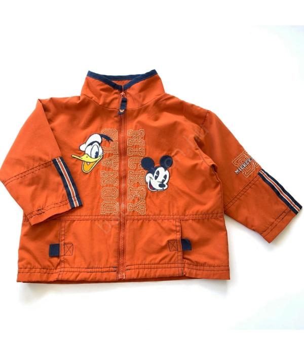 Kabátok, overálok,Disney Baby Mickey és Donald kisfiú dzseki